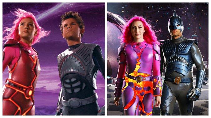 <i>We Can Be Heroes</i>, Netflix's <i>Sharkboy and Lavagirl</i> Sequel, Capitalizes on Gen Z Nostalgia