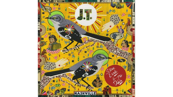 Steve Earle & The Dukes: 'J.T.' Album Review - Paste