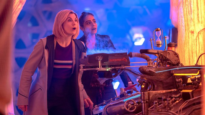 <i>Doctor Who</i>'s 2021 New Year's Special Was Exciting, Ridiculous, Heartbreaking Fun