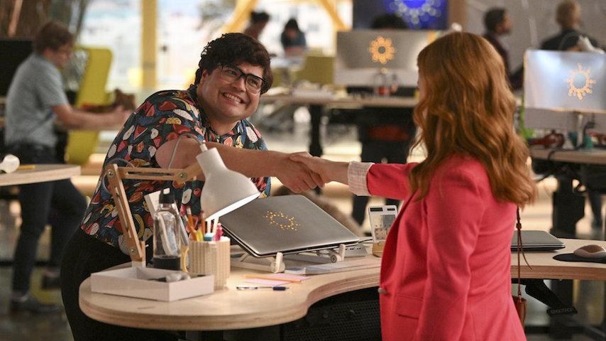 <i>Zoey</i> Showrunner on the Season 2 Premiere, Lauren Graham's Departure, and Welcoming Harvey Guillén
