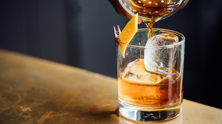 "Cocktail Queries: Is ""Watering Down"" Whiskey a Bad Thing? What Does Dilution Do?"