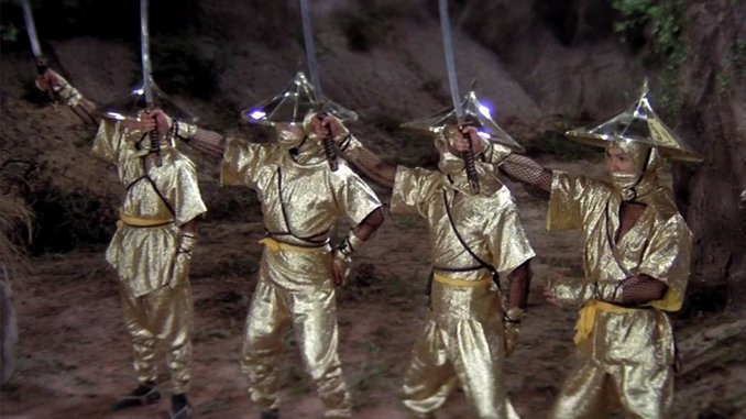 Bask in the Glorious Silliness of <i>Five Elements Ninjas</i> While It&#8217;s Streaming on Netflix