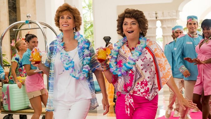 Unwind With The Kooky First Trailer for <i>Barb and Star Go to Vista Del Mar</i>