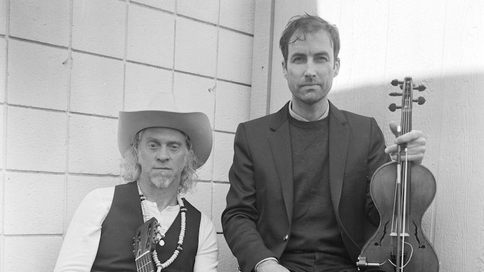 Andrew Bird and Jimbo Mathus Announce New Album <i>These 13</i>, Share Lead Single