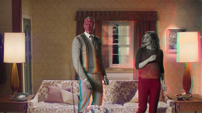 <i>WandaVision</i>: A Mesmerizing, Technicolor-Tinged Emotional Horror
