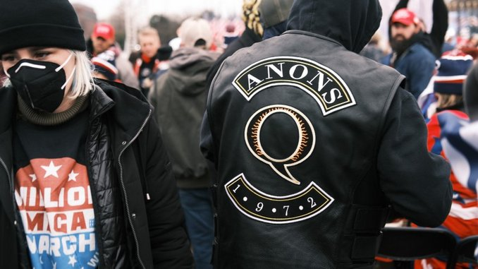 An Epic Timeline of QAnon Delusions, From Election Day to Inauguration Day