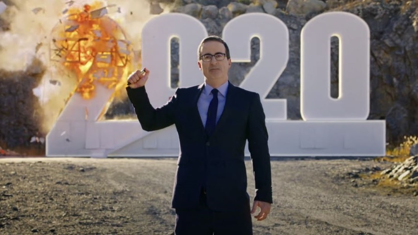 <i>Last Week Tonight with John Oliver</i>'s Eighth Season Gets a Return Date and a Trailer