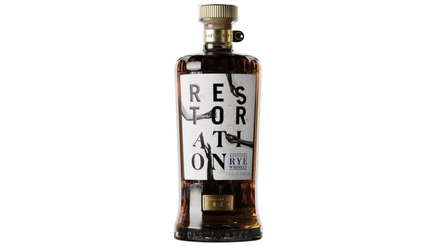 Castle & Key Restoration Rye Whiskey Review