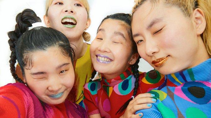 "CHAI Announce Sub Pop Debut Album <i>WINK</i>, Release Upbeat Lead Single ""ACTION"""