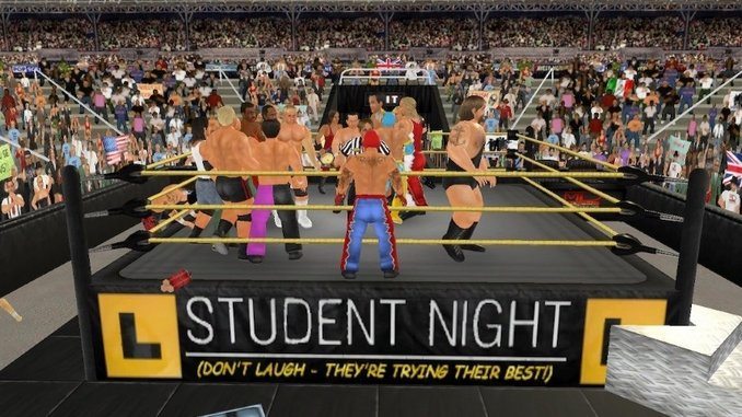 The Gloriously Unhinged and Unpredictable <i>Wrestling Empire</i> Makes Wrestling Games Fun Again