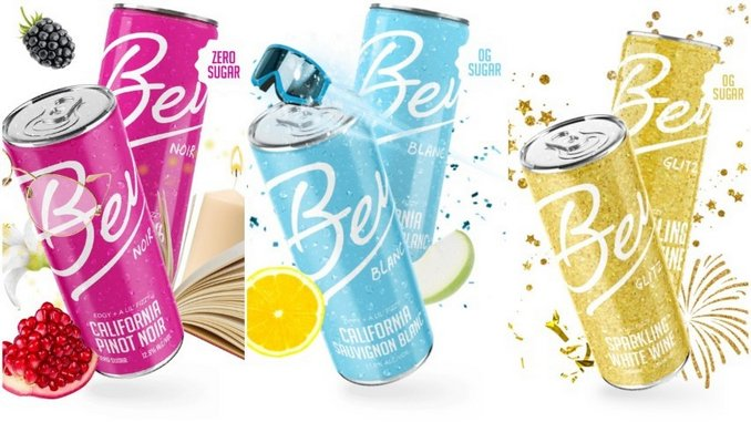 Tasting: 3 Canned, Sparkling Wines from Bev