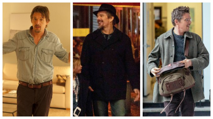 Marvel Aside, Ethan Hawke Has Already Assembled a Vast Cinematic Universe of Dads