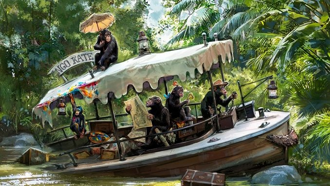 Disney Will Update The Jungle Cruise Ride to Remove Negative Depictions of Indigenous Peoples