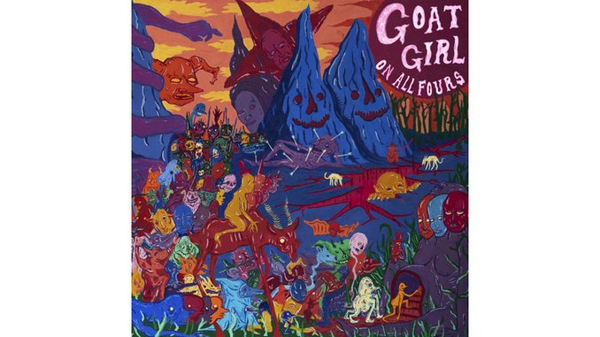 Goat Girl Are an Ever-Changing, Magnificent Beast on <i>On All Fours</i>