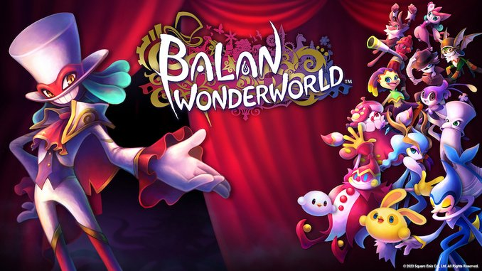 <i>Balan Wonderworld</i> Is a New '90s Throwback from the Creators of <i>Sonic Adventure</i> and <i>Nights</i>