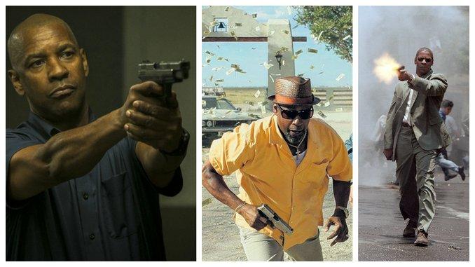 All Hail Denzel Washington, King of the Thriller