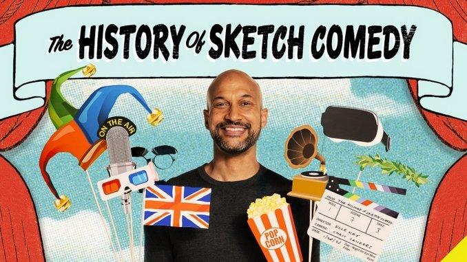 Keegan-Michael Key Talks About Discovering <i>SNL</i> as a Kid in a Preview of <i>The History of Sketch Comedy</i>