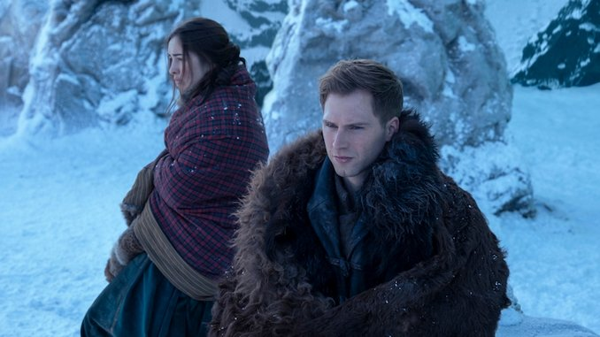 Netflix's Fantasy Series <I>Shadow and Bone</I> Debuts First Look Photos and Release Date