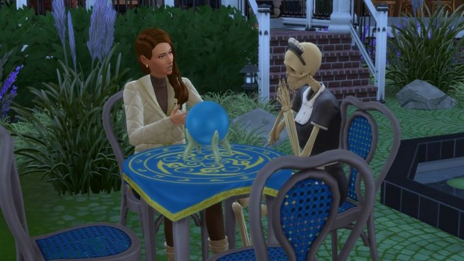 <i>The Sims 4 Paranormal</i> Captures the Unpredictability of a Haunted House