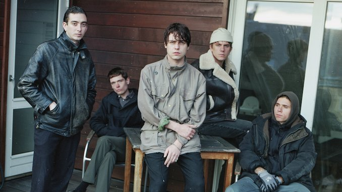 "Iceage Share Video for New Single ""The Holding Hand"""