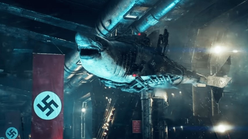 Shark Movies Reach New Low (Or High?) With Ludicrous Trailer for <i>Sky Sharks</i>