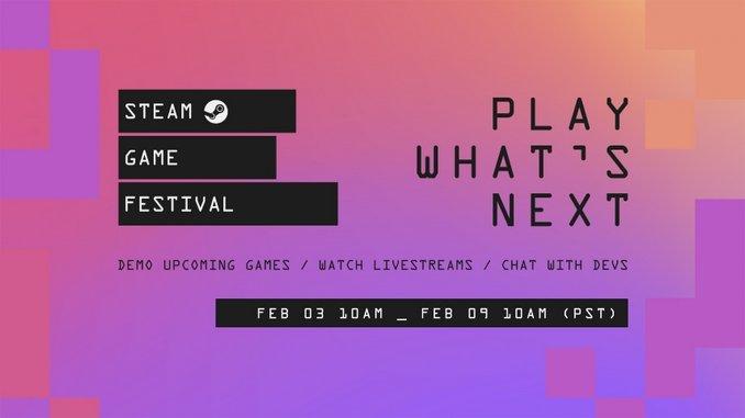 The Steam Game Festival Brings You Hundreds of Game Demos, Now Through Feb. 9