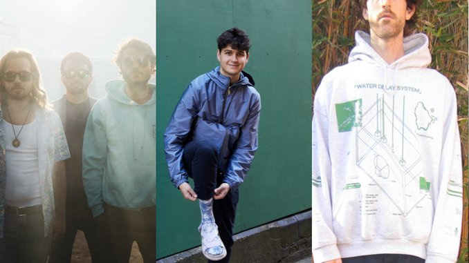 Vampire Weekend Releases New EP <i>40:42</i> with Goose, Sam Gendel