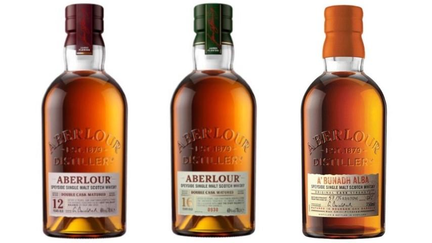 Tasting: 3 Classic Sherried Single Malts from Aberlour