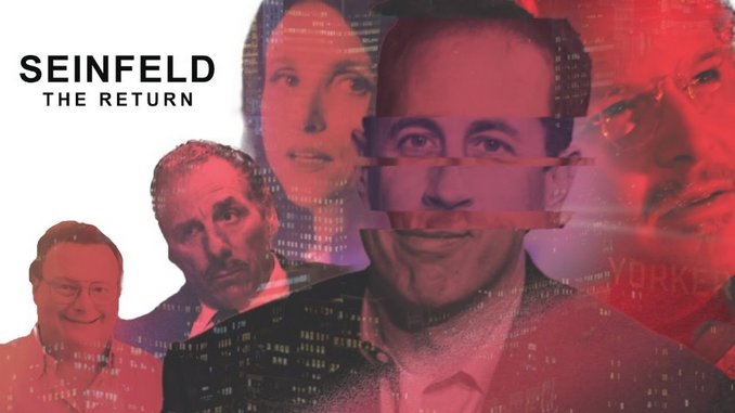 The Final Edit of <i>Seinfeld</i> and <i>Twin Peaks</i> Mashup <i>Seinfeld: The Return</i> Is Now on YouTube