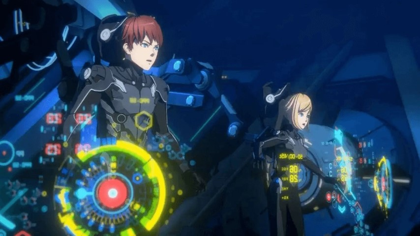 Kaiju Return in the First Trailer for Netflix Anime <i>Pacific Rim: The Black</i>