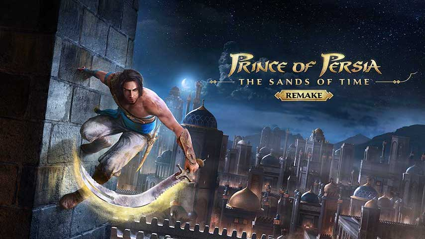 <i>Prince of Persia: The Sands of Time Remake</i> Has Been Delayed Indefinitely