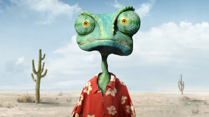 <i>Rango</i> Is 10: A Stunning Animated Feature, and a Superb Western