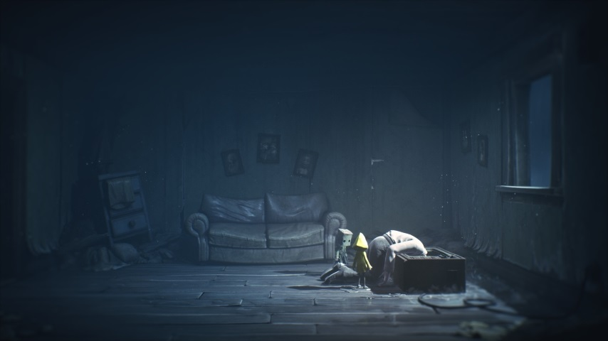 <i>Little Nightmares II</i> Is a Disturbing, Gripping and Clever Expansion on the Original