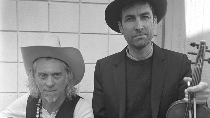"Andrew Bird and Jimbo Mathus Share New Single ""Poor Lost Souls"""