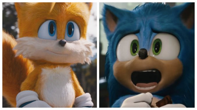 <i>Sonic</i> Sequel Names Itself After Best <i>Sonic</i> Game, <I>Sonic the Hedgehog 2</i>