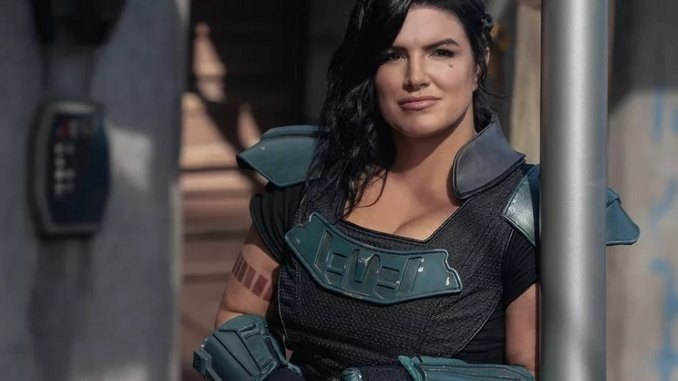 Gina Carano Fired from <i>The Mandalorian</i>