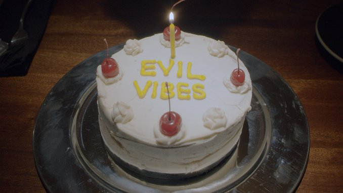 """Typhoon Takes The Cake in New Video for """"Evil Vibes"""""""