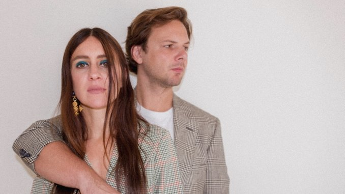 Indie Pop Duo HAERTS Celebrate New Life