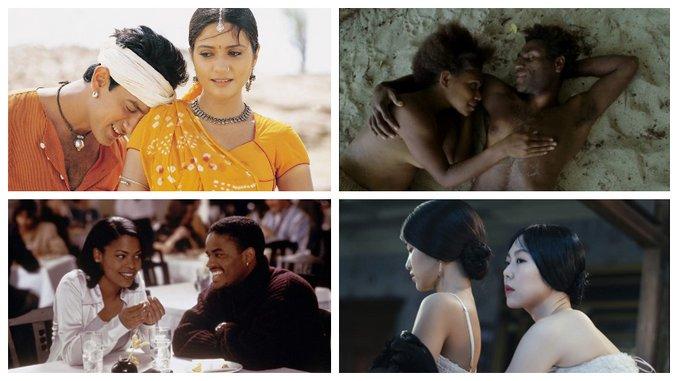 5 Romantic Films Celebrating People of Color in Love