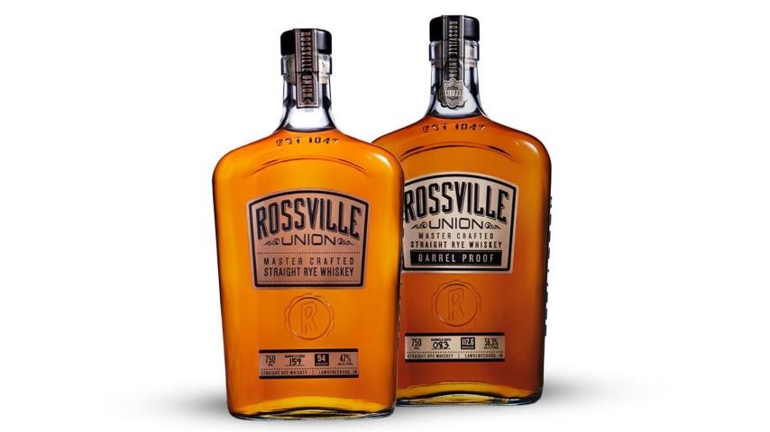 Tasting: 2 Rye Whiskeys from Rossville Union (MGP)