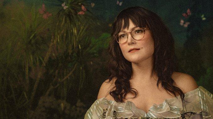 "Exclusive: Sara Watkins Reunites Nickel Creek on ""Blue Shadows on the Trail"" Cover"
