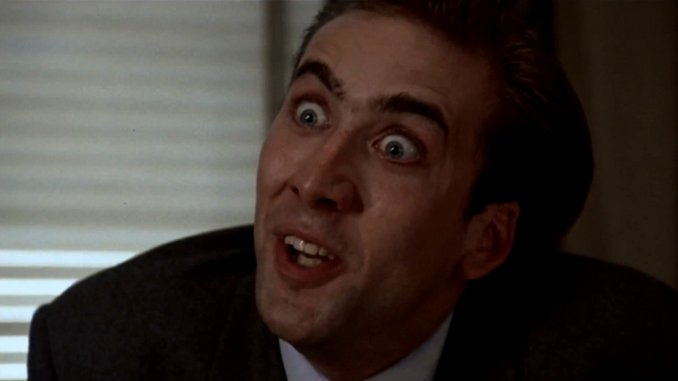 You Don't Say: An Appreciation of Nicolas Cage's Talky <i>Vampire's Kiss</i> Performance