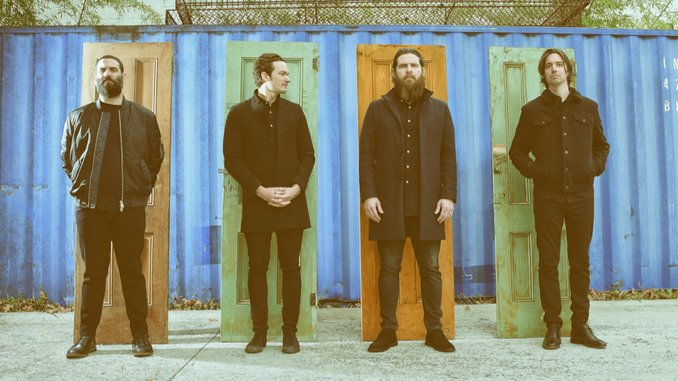 """Manchester Orchestra Announce <i>The Million Masks of God</i>, Share Lead Single """"Bed Head"""""""