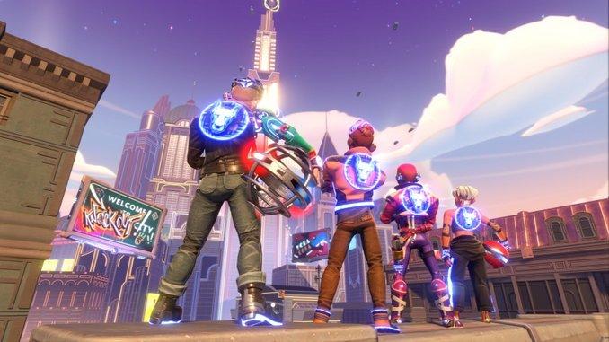 <i>Knockout City</i> Aims to Make Dodgeball the Next Multiplayer Craze