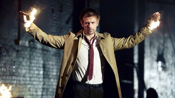 HBO Max Reportedly Working on New <i>Constantine</i> Series