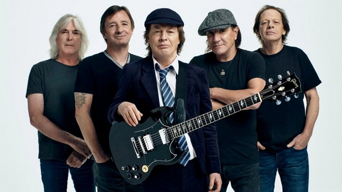 AC/DC's Angus Young: Striking Another Chord