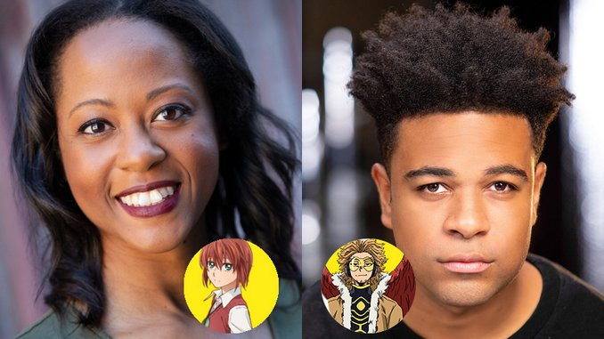 Voice Actors Dani Chambers and Zeno Robinson on Early Influences, Anime Representation, and <i>Static Shock</i>