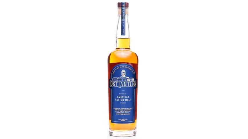 Lost Lantern American Vatted Malt Edition No. 1 Review