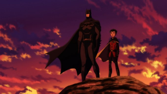 Why You Should Binge this Animated Batman Movie Universe