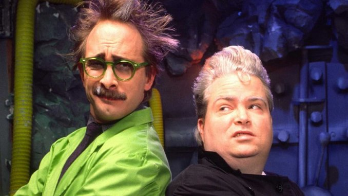 """The Mads"" of <i>MST3K</i> Have a New YouTube Channel and Monthly Livestream Riff Series"